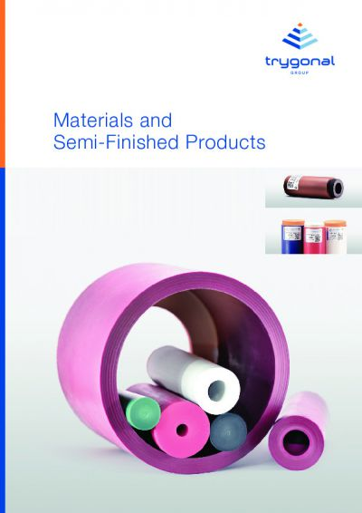 Trygonal Sealing Materials and Semi-Finished Products