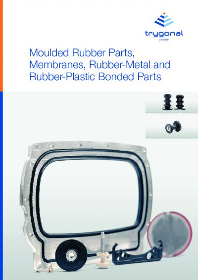 Trygonal Moulded Rubber Parts, Membranes, Rubber-Metal and Rubber-Plastic Bonded Parts