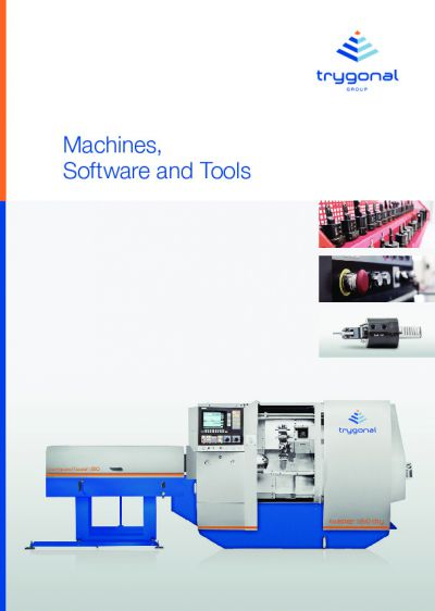 Trygonal Machines, Software and Tools