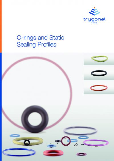 Trygonal O-Rings and Static Sealing Profiles