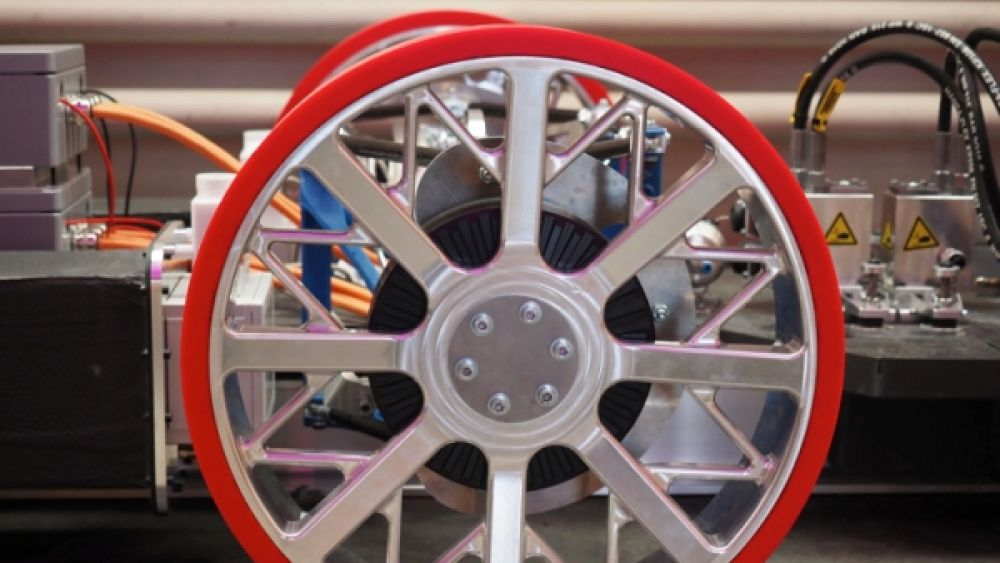 Swissloop wheel
