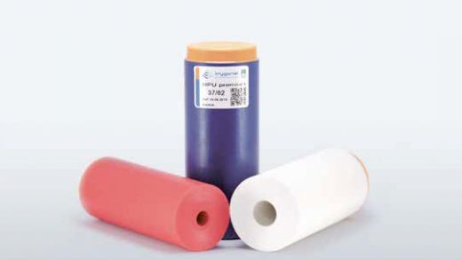 Thermoplastic elastomers (polyurethane materials)