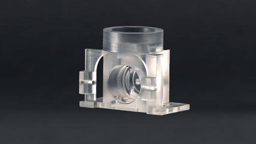 Standard plastics up to 100°C PP (Plastic Parts)