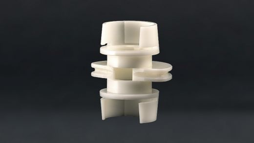 Engineering plastics up to 150°C EPP (Engineered Plastic Parts)